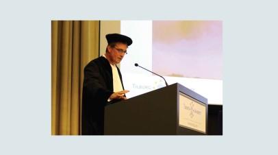 Freek Peters, professor of Contextual Leadership